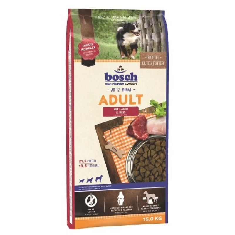 Bosch Adult Miel si Orez 15 Kg