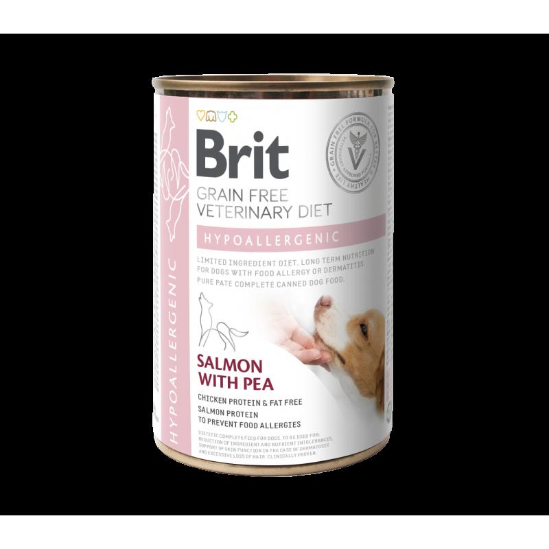 Brit Grain Free Conserva  Caine Hypoallergenic 400 gr