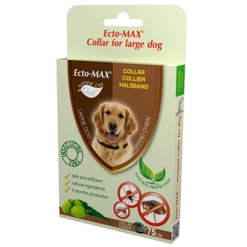 Zgarda Antiparazitara Pentru Caini Bio Dog L