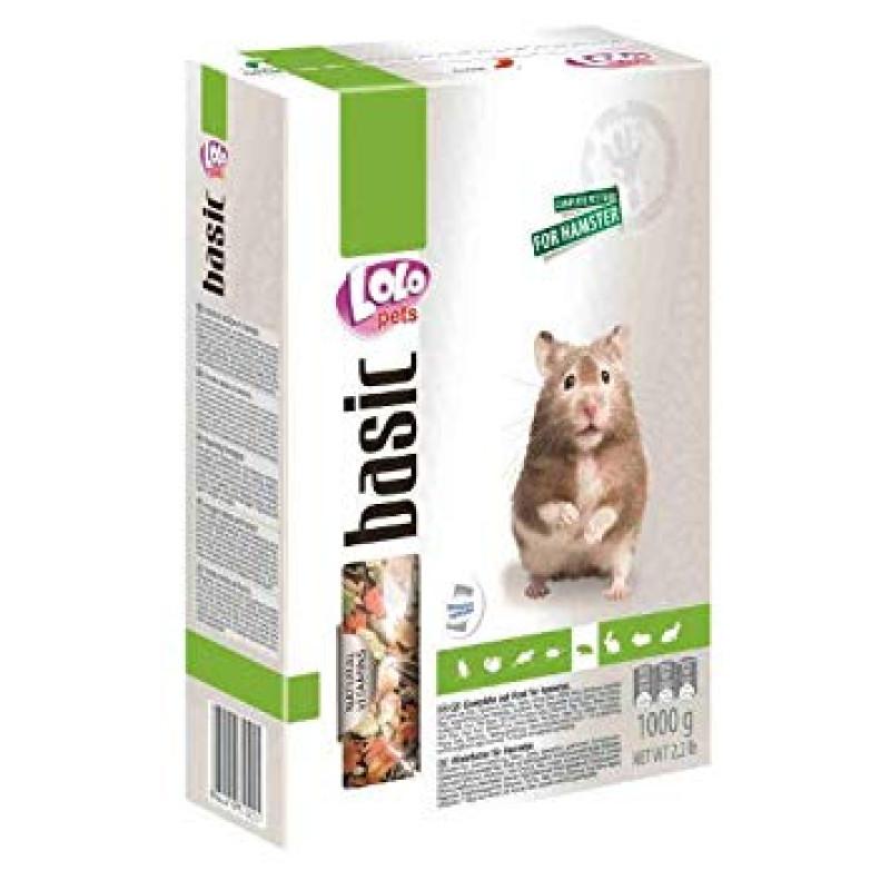 Hrana Completa Pentru Hamsteri 500 G