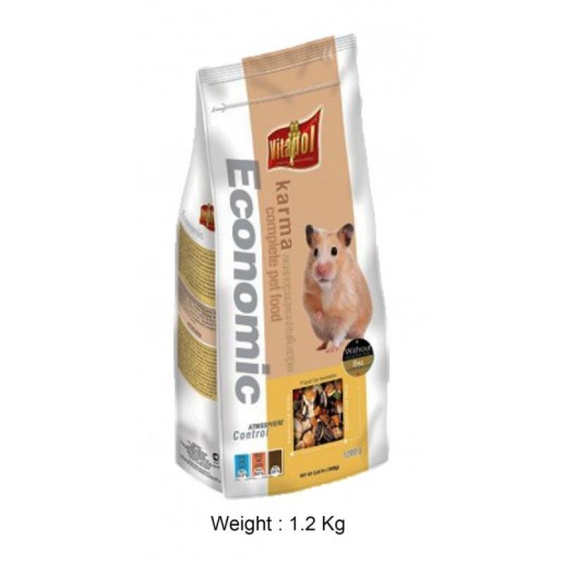 Hrana Completa Pentru Hamsteri Vitapol 1.2 Kg