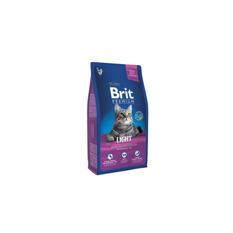 Brit Premium Cat Light 1.5 Kg