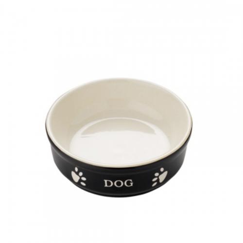 Castron Ceramic Pentru Caini Nobby 130 Ml shop4pet.ro