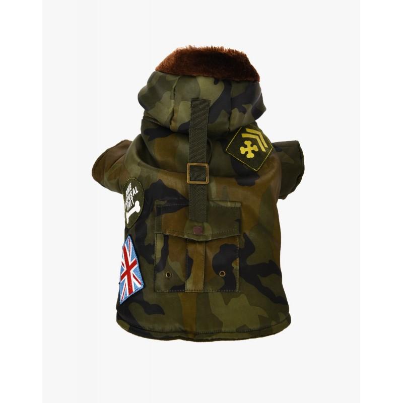 Haina Mon Petit Ami L 45 Cm Army shop4pet.ro