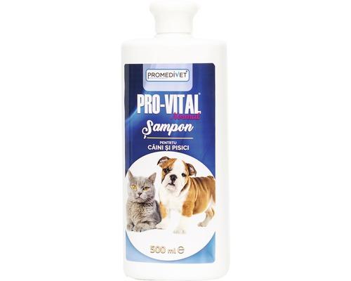 Şampon Pro-Vital Pentru Caini si Pisici 500 ml shop4pet.ro
