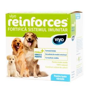 Viyo Reinforces Dog Toate Varstele 7X30 Ml shop4pet.ro