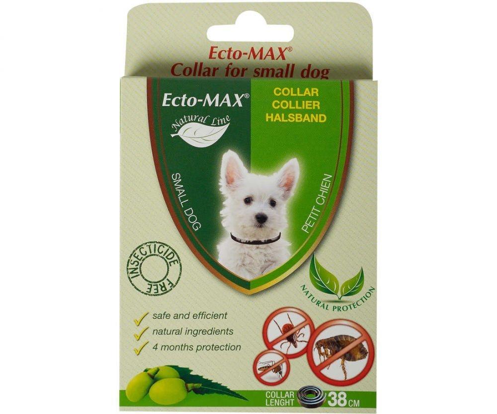Zgarda Antiparazitara Pentru Caini Bio Dog S shop4pet.ro