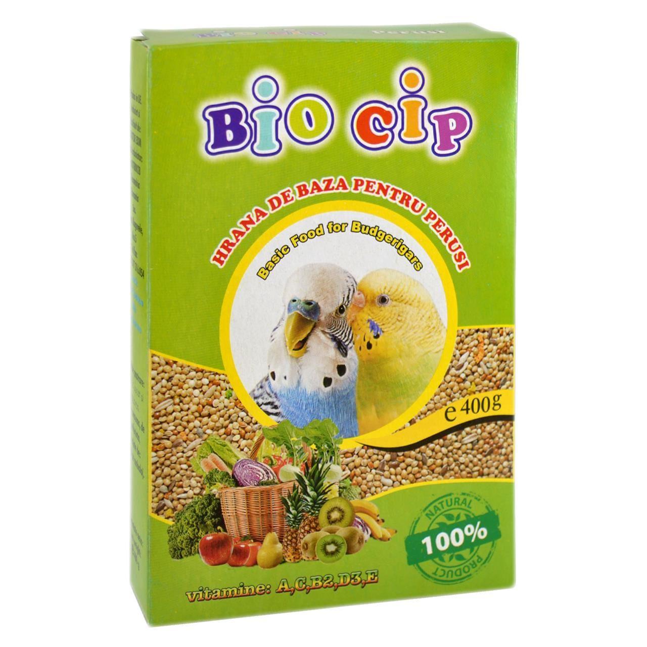 Bio Cip Perusi 400 g shop4pet.ro