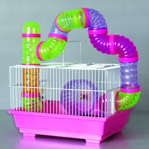 Cusca Hamsteri Cu Tunel Yongli shop4pet.ro