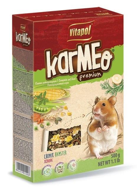 Hrana Completa Pentru Hamsteri Karmeo 1 Kg shop4pet.ro