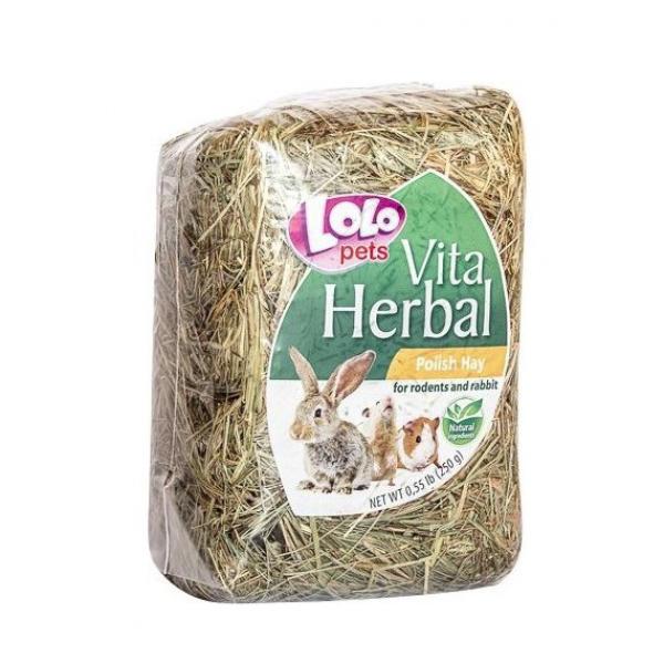 Fan Pentru Rozatoare Vita Herbal 250 G shop4pet.ro