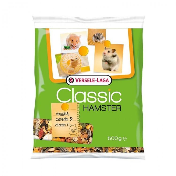 Classic Hamster 500 g shop4pet.ro