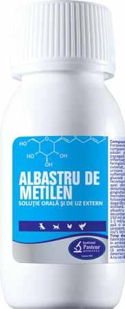 Albastru de Metilen 100 Ml shop4pet.ro