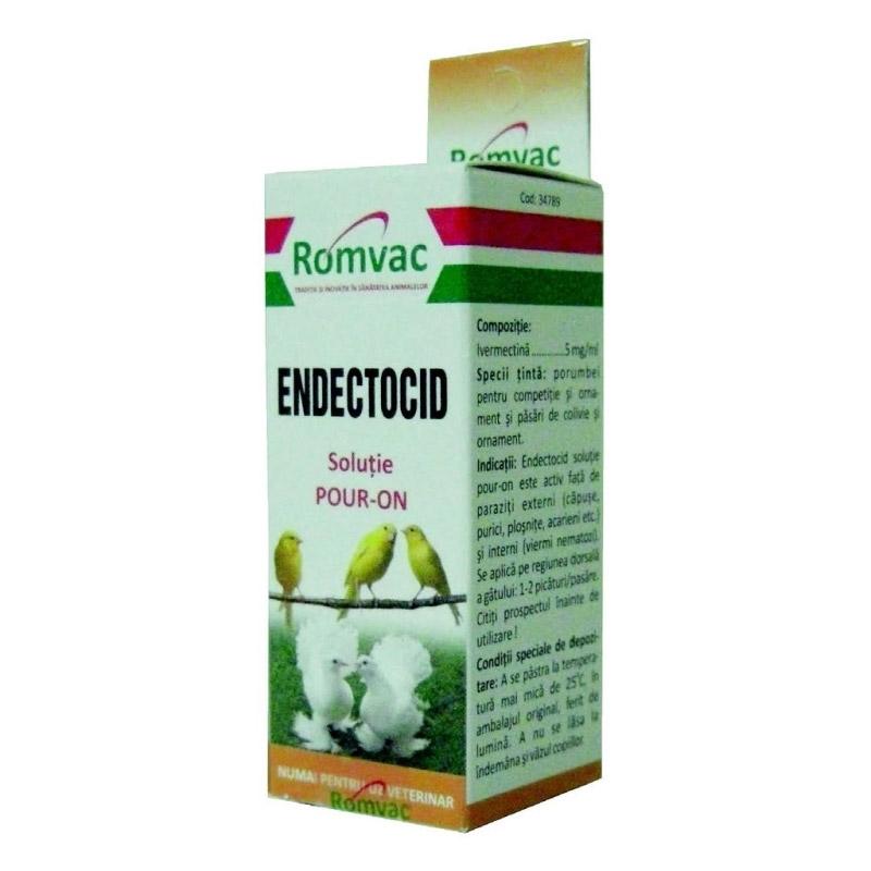 Endectocid 10 Ml shop4pet.ro