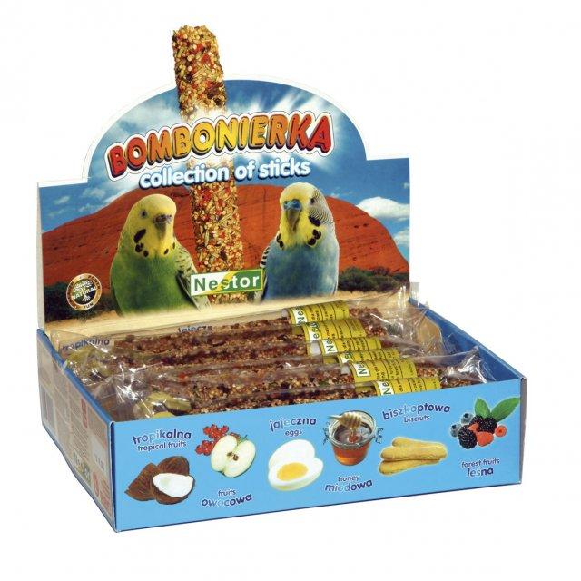 Batoane Pentru Papagali Mici 12 Buc shop4pet.ro