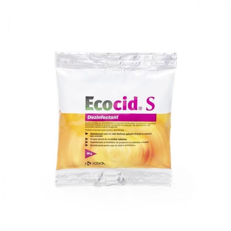 Ecocid S 50 G shop4pet.ro