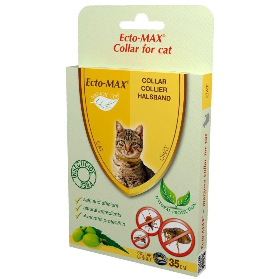 Zgarda Antiparazitara pentru Pisici Bio Cat shop4pet.ro